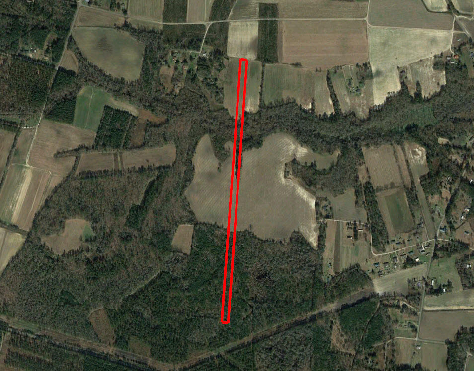 Large Acreage Close to Lake Moultrie in Rural South Carolina - Image 1