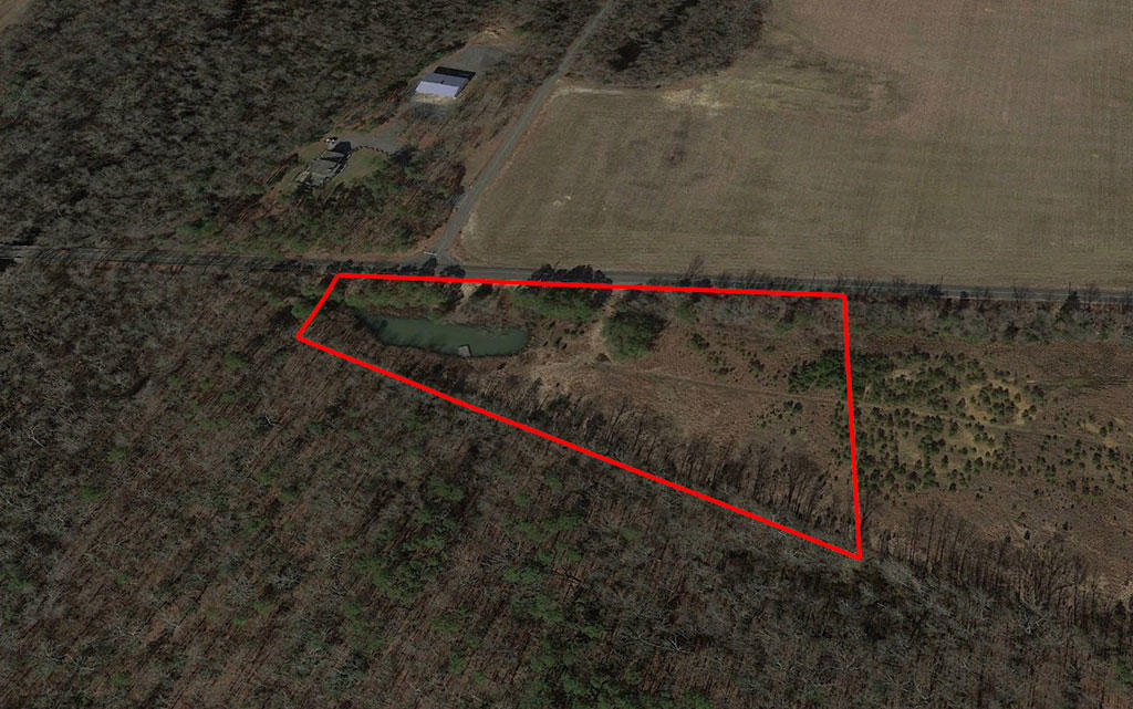 Enjoy Your Own Pond on this Large Acreage New Jersey Land - Image 3