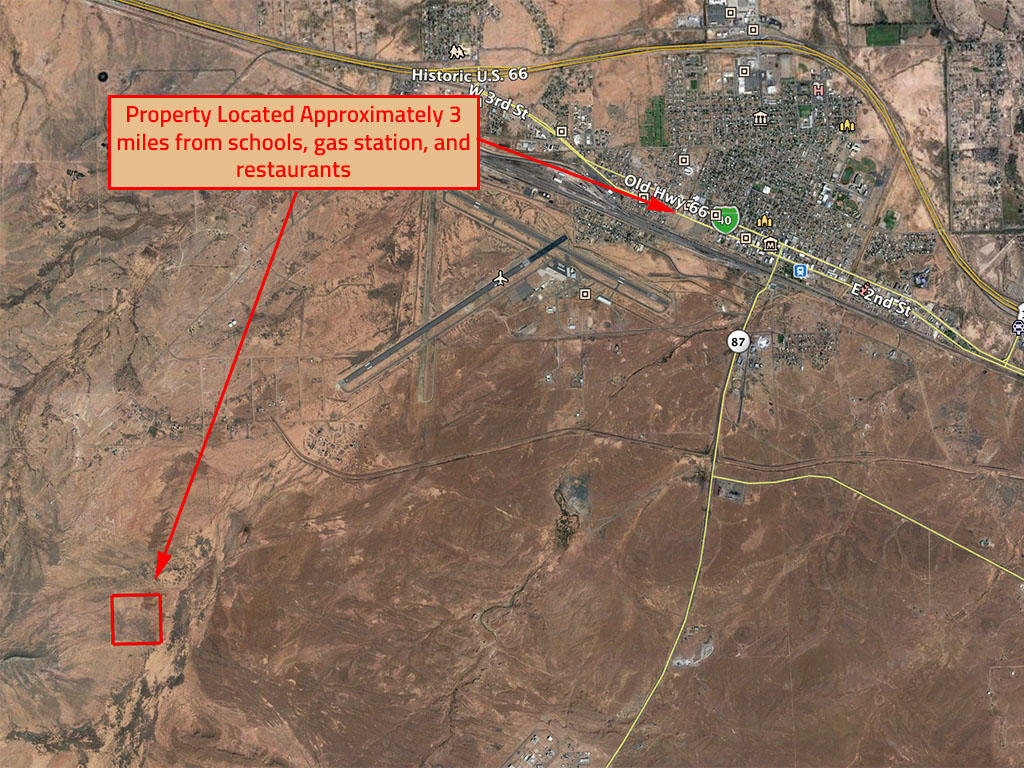 Thirty Nine Acres of Land in the Arizona Sunshine - Image 6