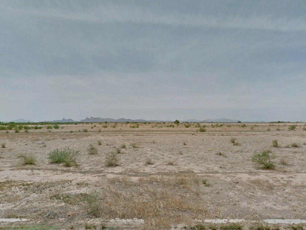 Arizona City Lot in Up and Coming Neigborhood - Image 0