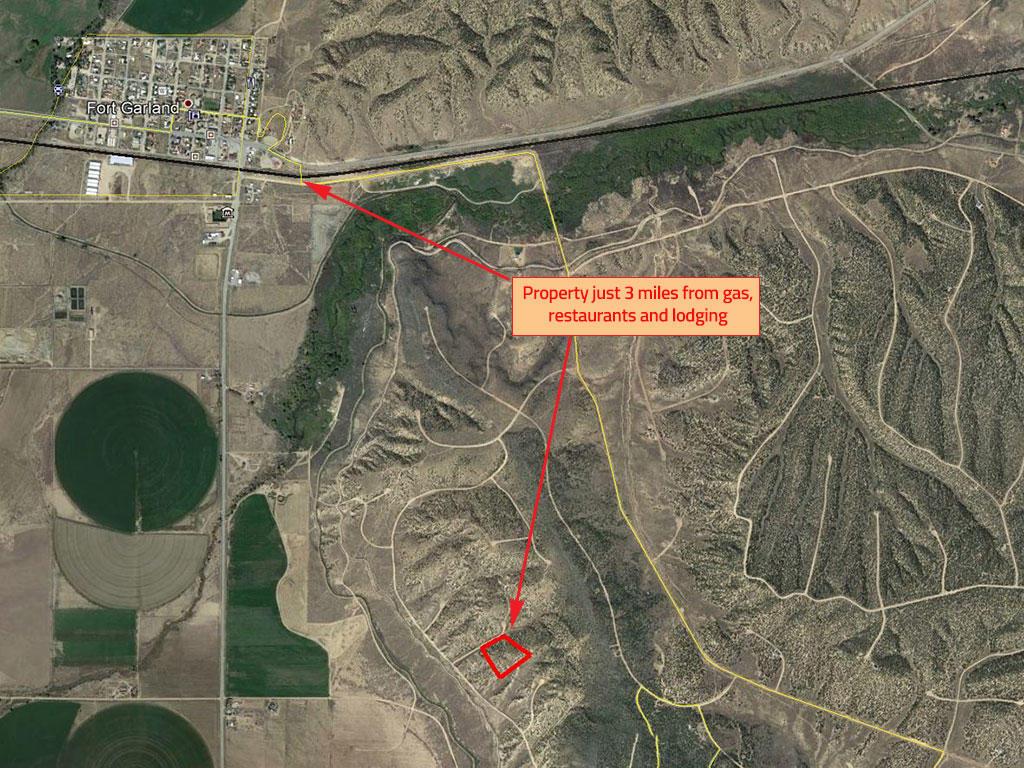 Colorado 5 Acres in Rural Location - Image 3