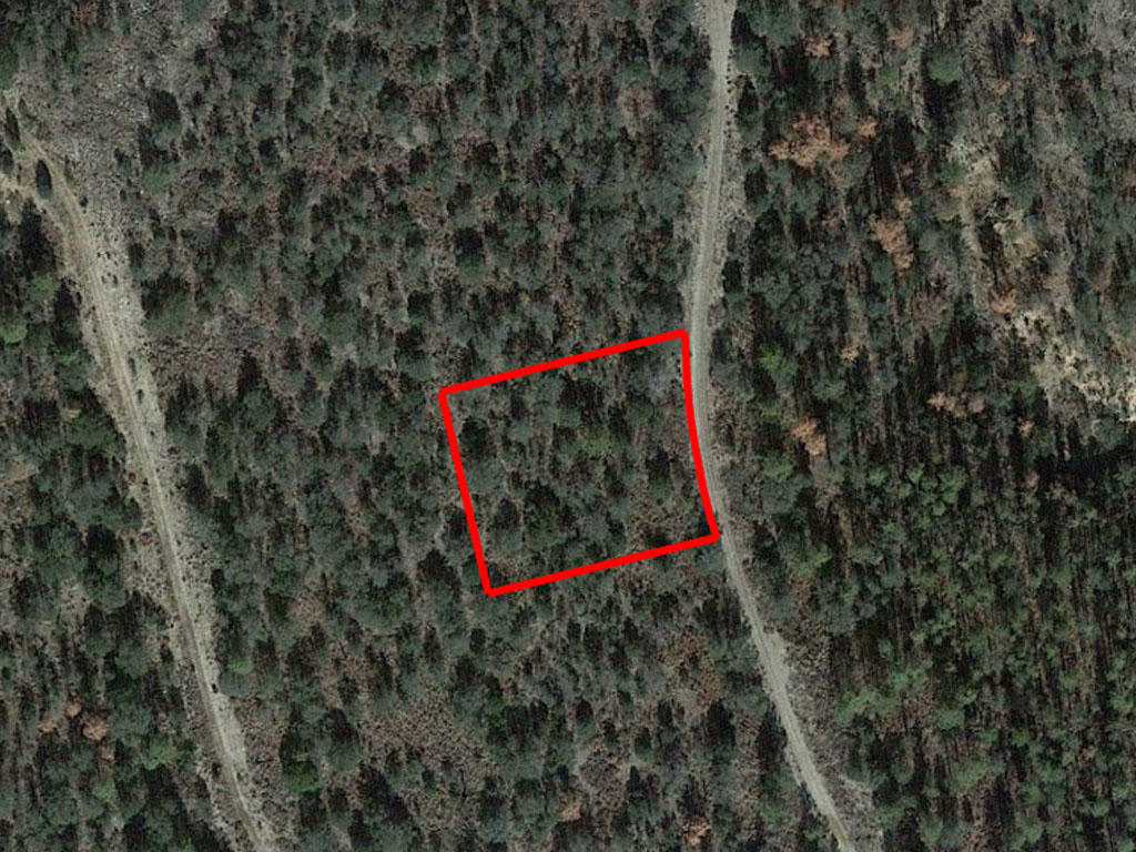 Large Scenic Lot in Private Setting - Image 1