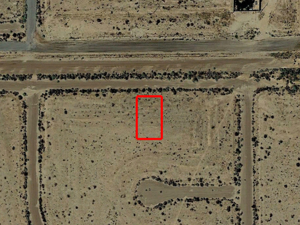 Explore the Options for this Lot in Quiet Area of California City - Image 1