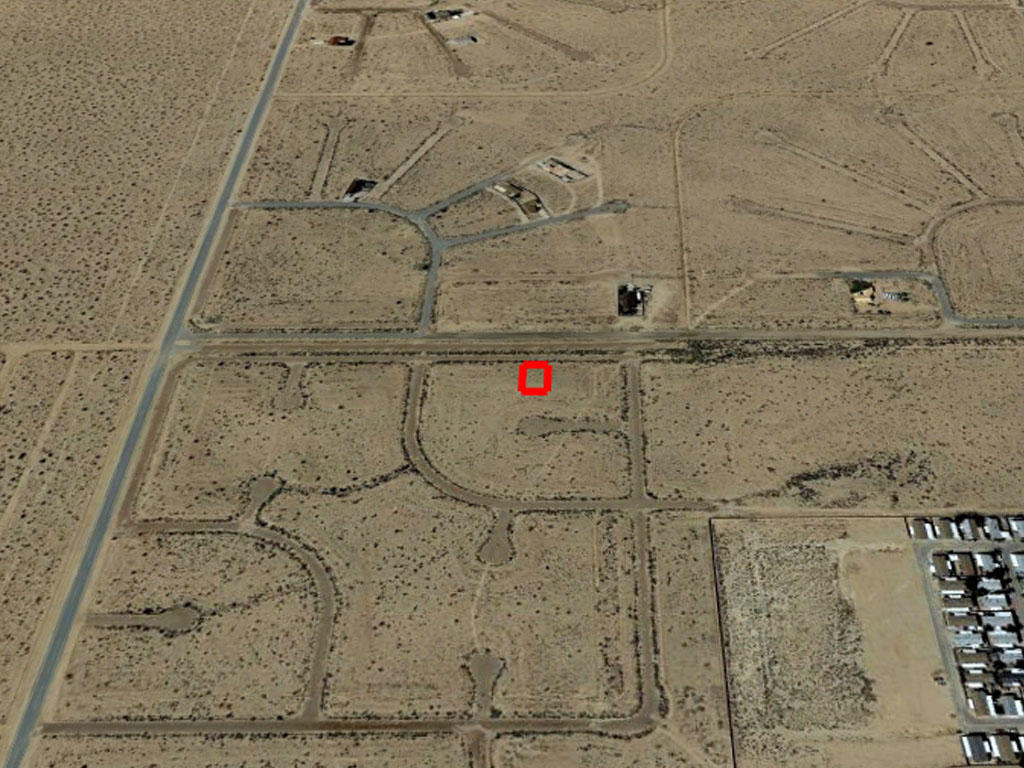 Explore the Options for this Lot in Quiet Area of California City - Image 2