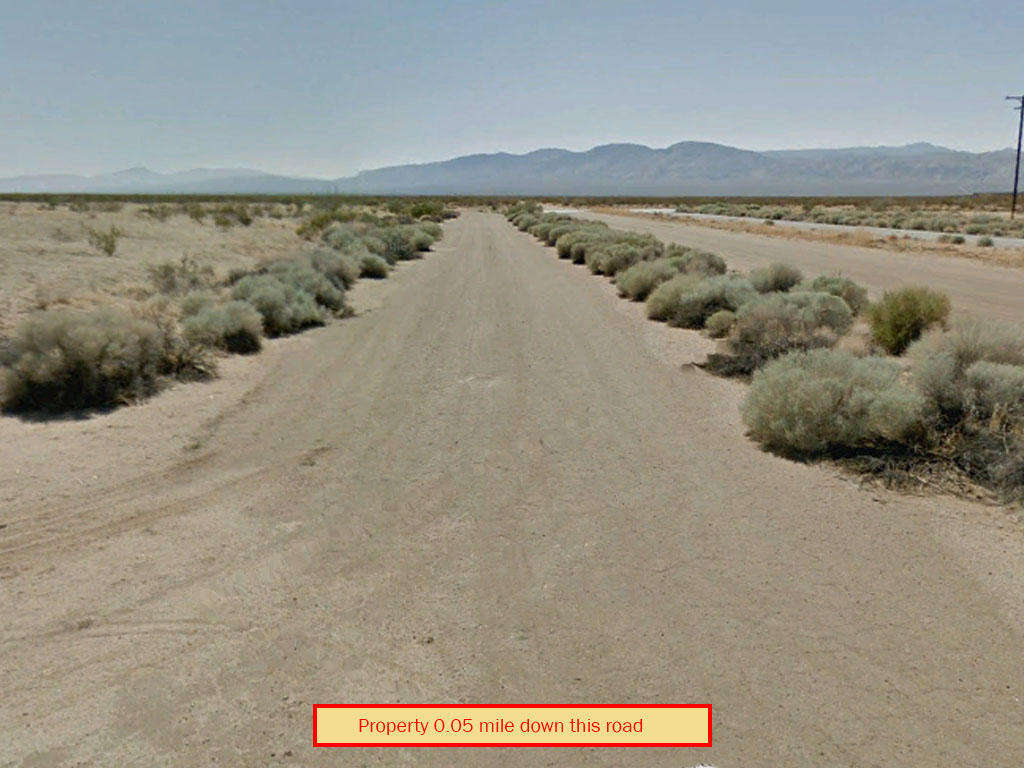 Explore the Options for this Lot in Quiet Area of California City - Image 4