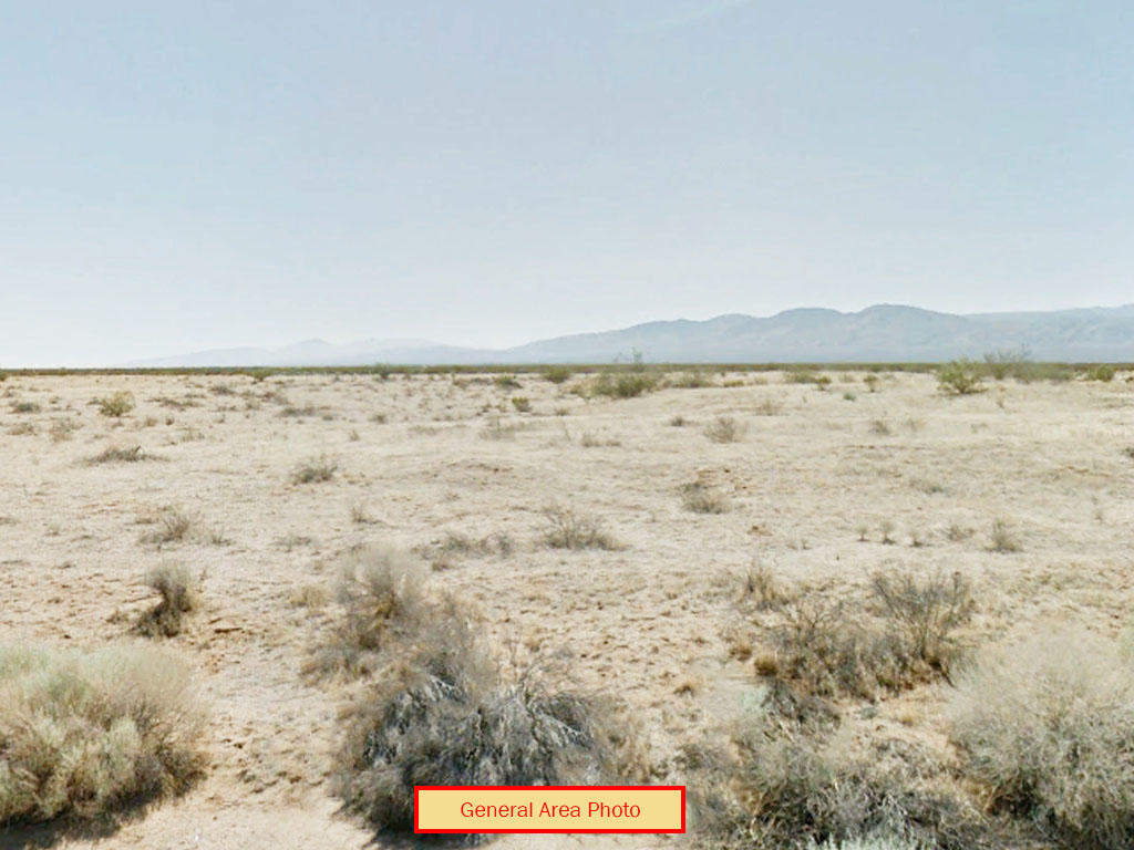 Explore the Options for this Lot in Quiet Area of California City - Image 0