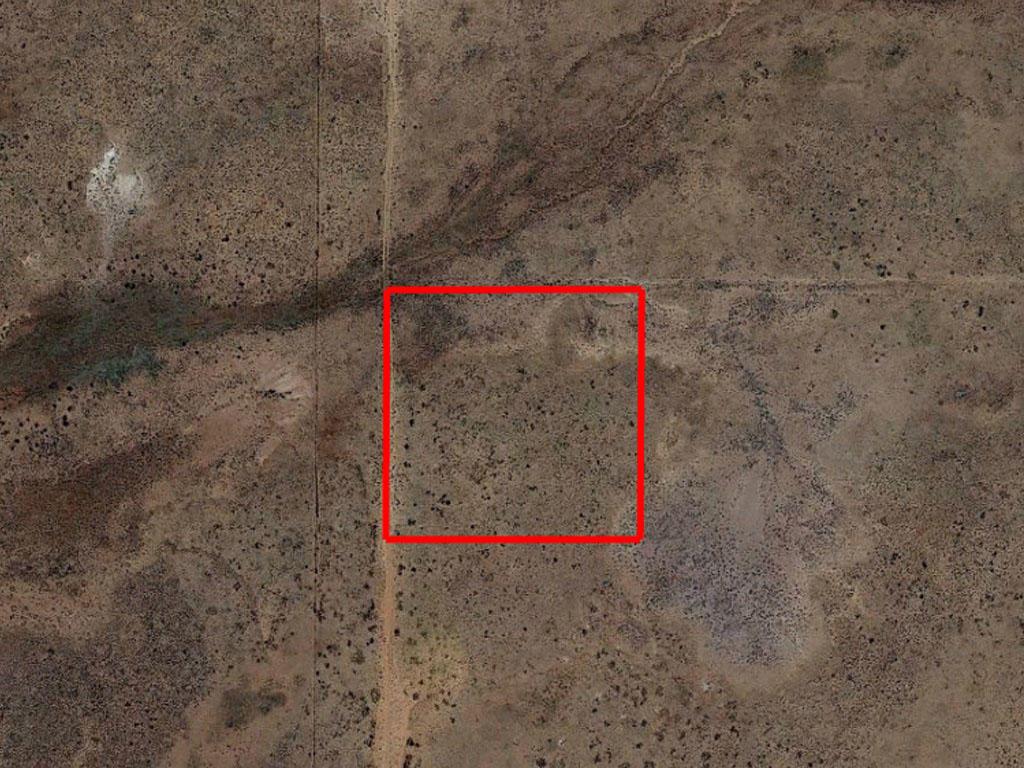 Spacious 2 Acres in Rural Desert Setting - Image 1