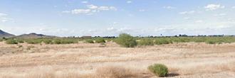 Arizona City Blank Canvas
