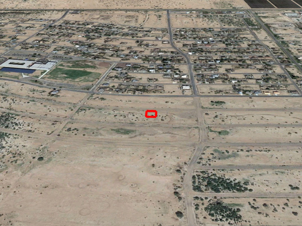 Beautiful Desert Lot in Family Friendly Town - Image 2