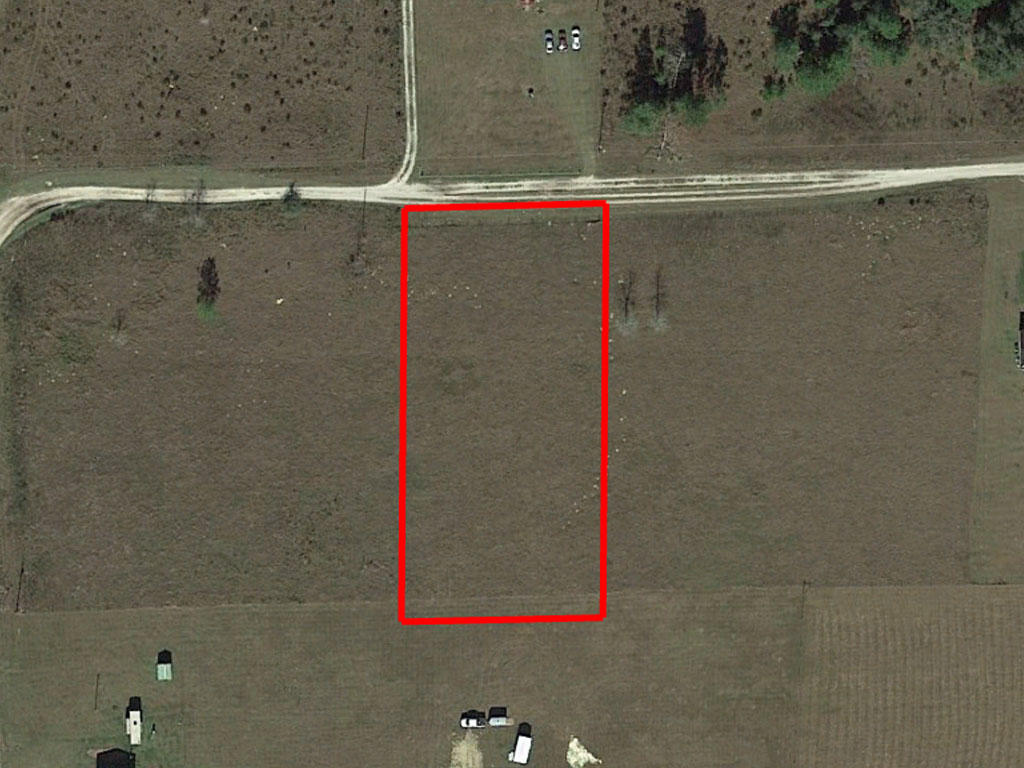Cleared Ready To Build Bronson Homesite - Image 1