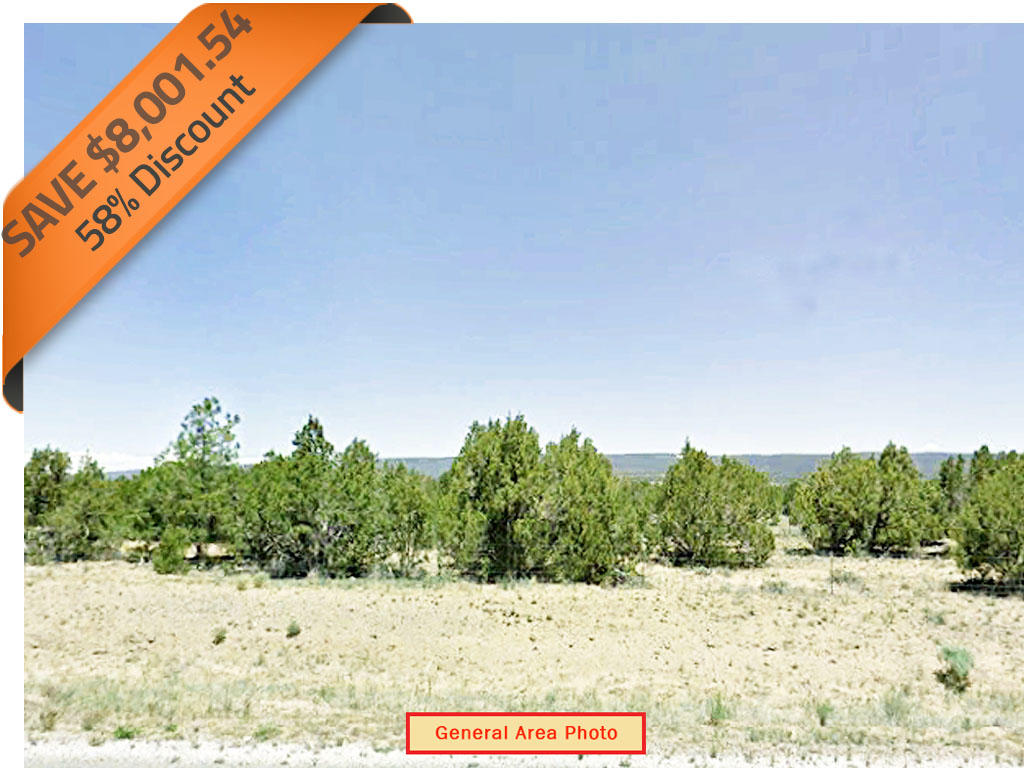 Over 5 Acre Northwest New Mexico Tract - Image 0