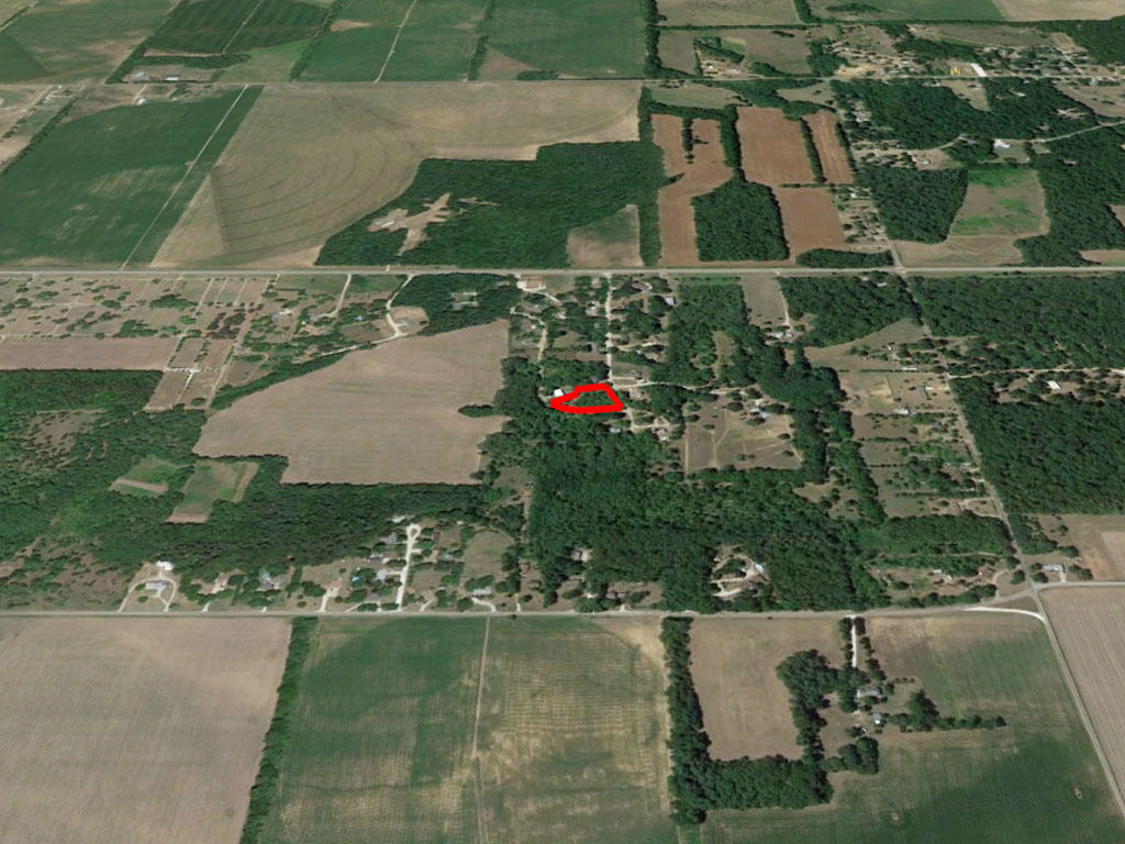 Large Lot just off the Illinois River - Image 2