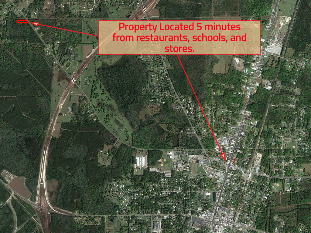 Over 1 Acre Quiet lot in Starke Florida - Image 2