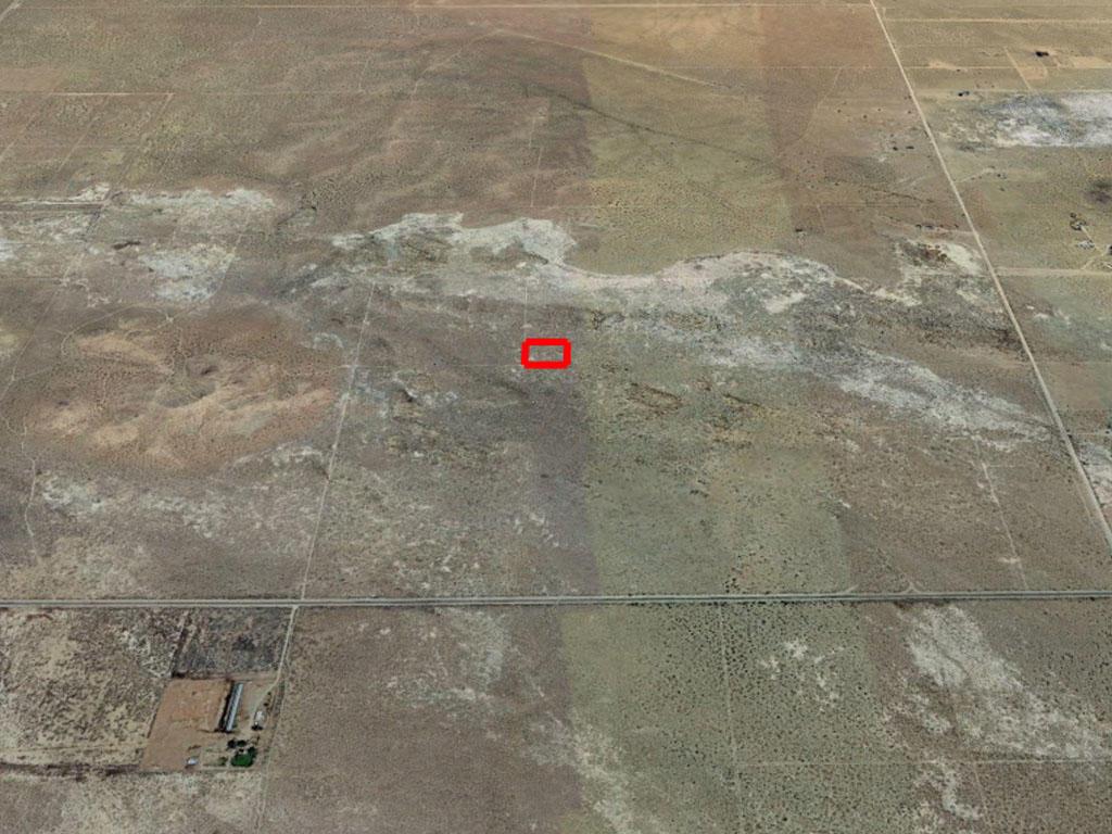 Private 2 Acre Lot in Mojave Desert - Image 2