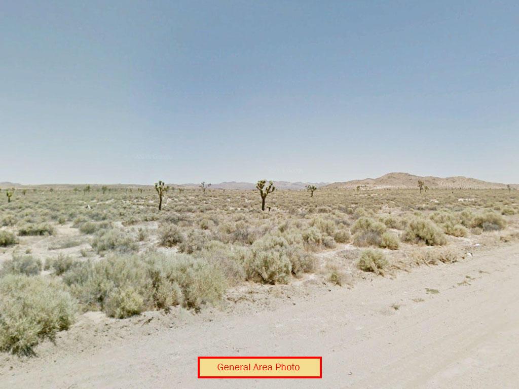 Private 2 Acre Lot in Mojave Desert - Image 3