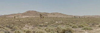 Private 2 Acre Lot in Mojave Desert