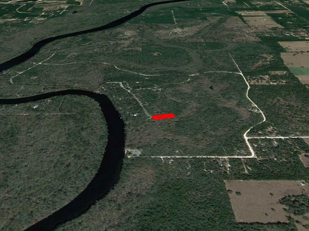 Large 1 Acre Lot Near Florida River - Image 2