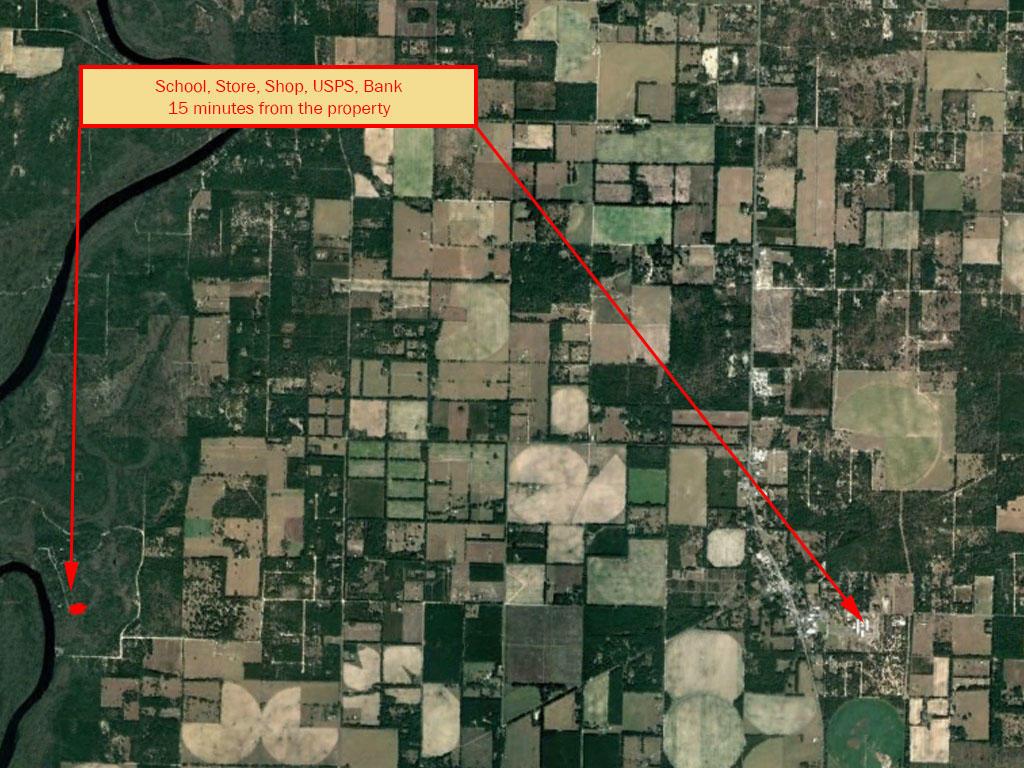 Large 1 Acre Lot Near Florida River - Image 5