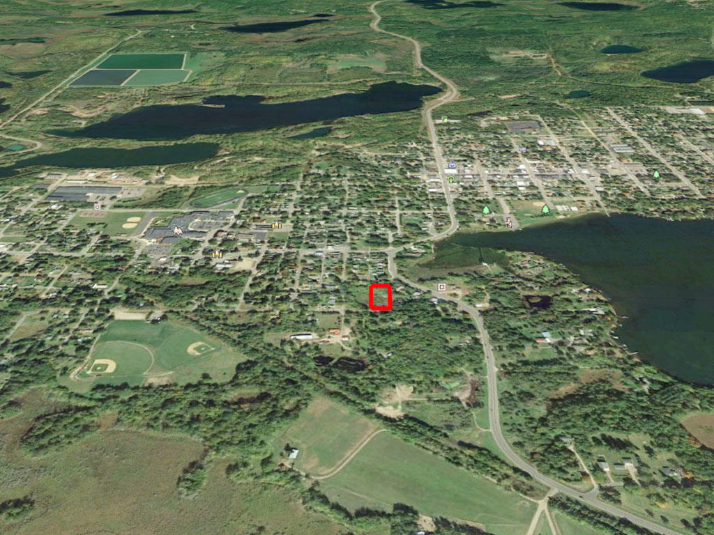 Almost an Acre in Crosby Minnesota Near Serpent Lake - Image 2