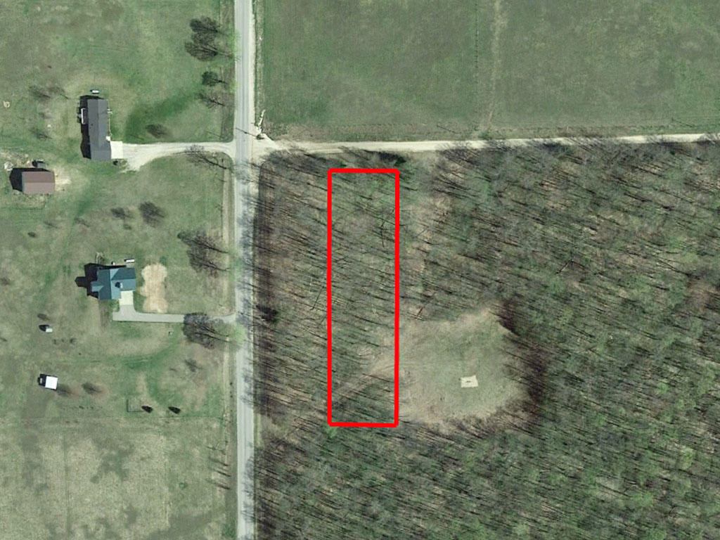 Just under one acre tucked between two State Forests - Image 1