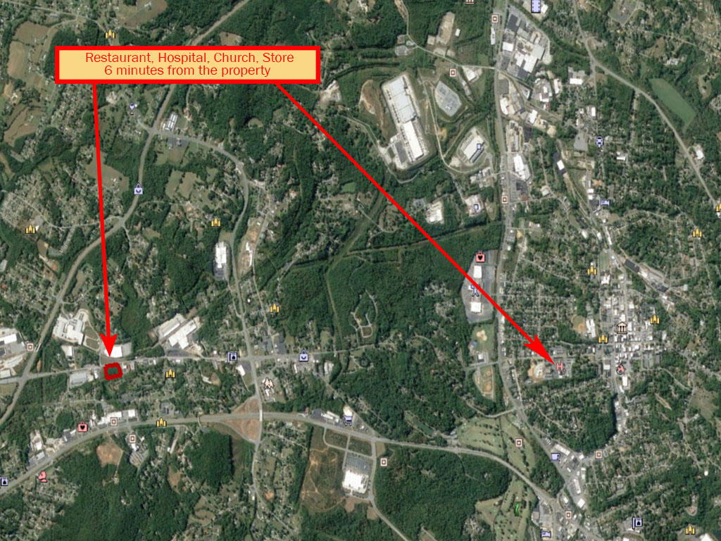 High Value Commercial Lenoir North Carolina Location - Image 5