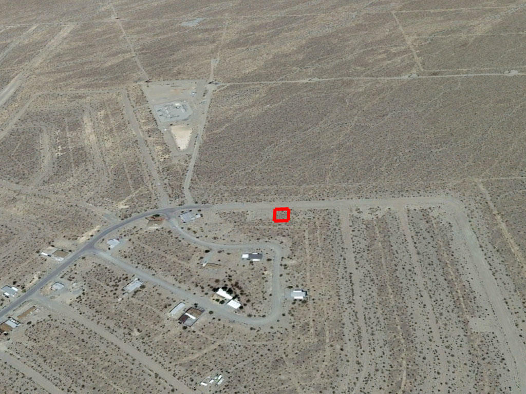 Escape to this Lot in Quiet Neighborhood North of Pahrump - Image 2