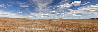 Nearly 40 acres of Cleared Wyoming Land with Access
