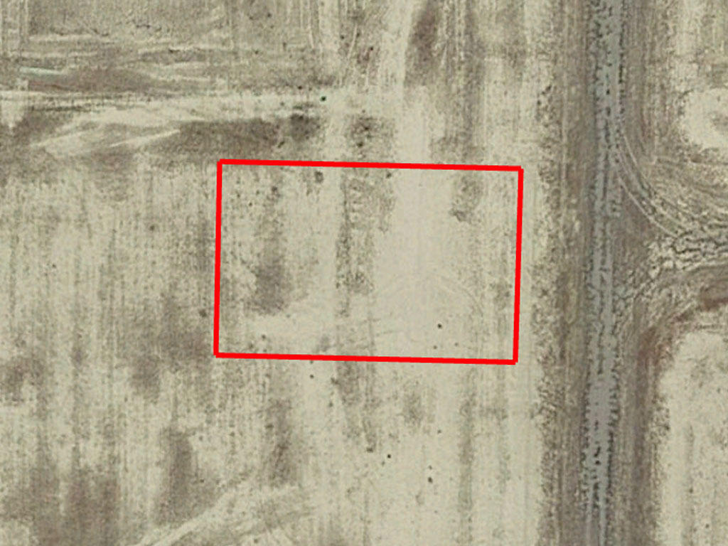 Quarter acre cleared lot outside Pahrump - Image 1