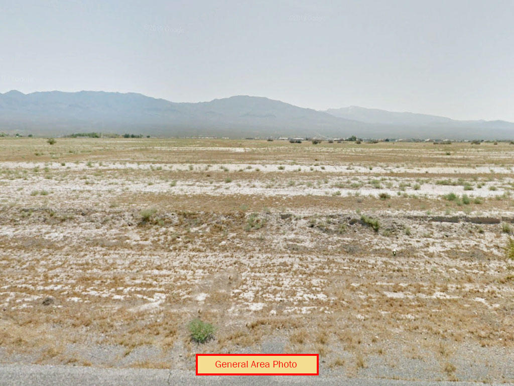 Quarter acre cleared lot outside Pahrump - Image 3