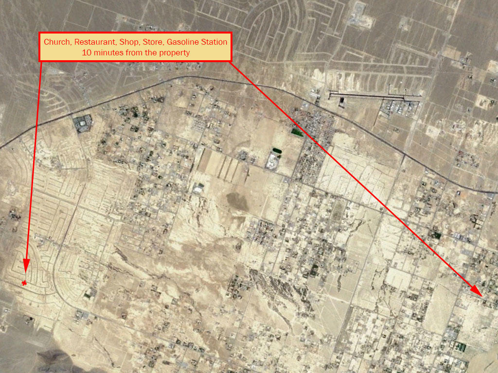 Quarter acre cleared lot outside Pahrump - Image 5