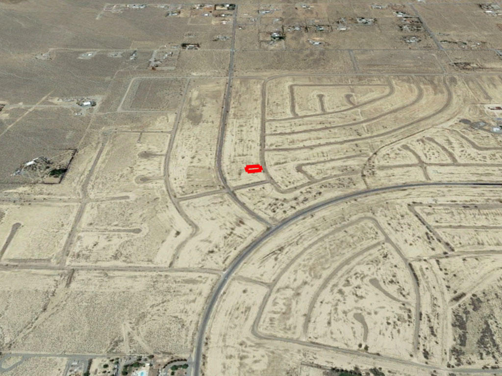 Southern Nevada lot with Amazing Views - Image 2