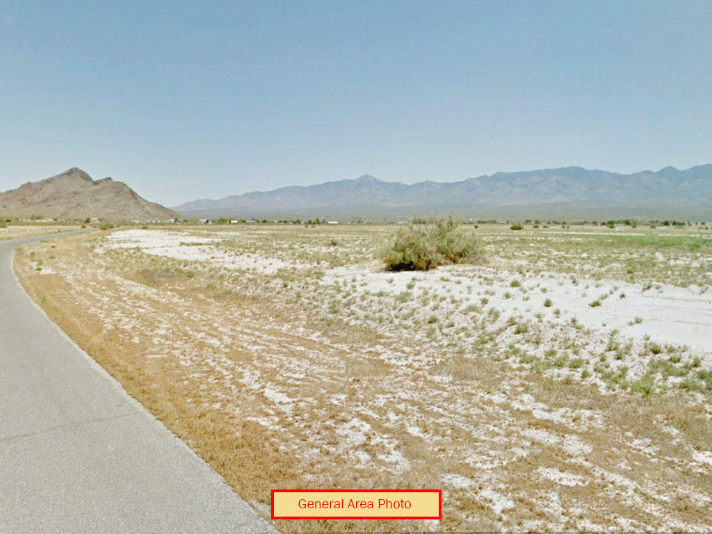 Southern Nevada lot with Amazing Views - Image 3