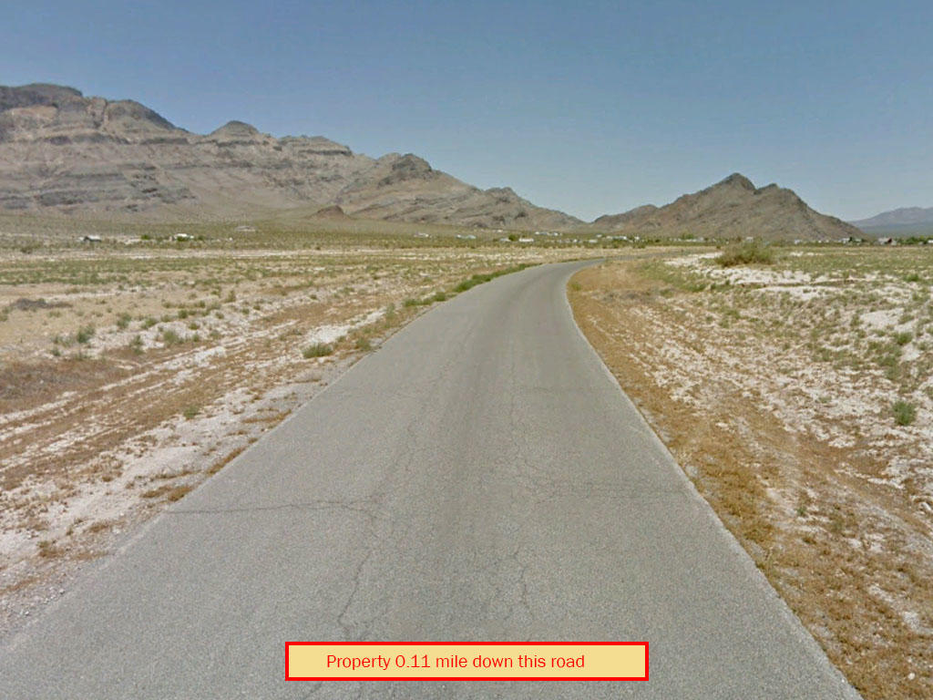 Southern Nevada lot with Amazing Views - Image 4