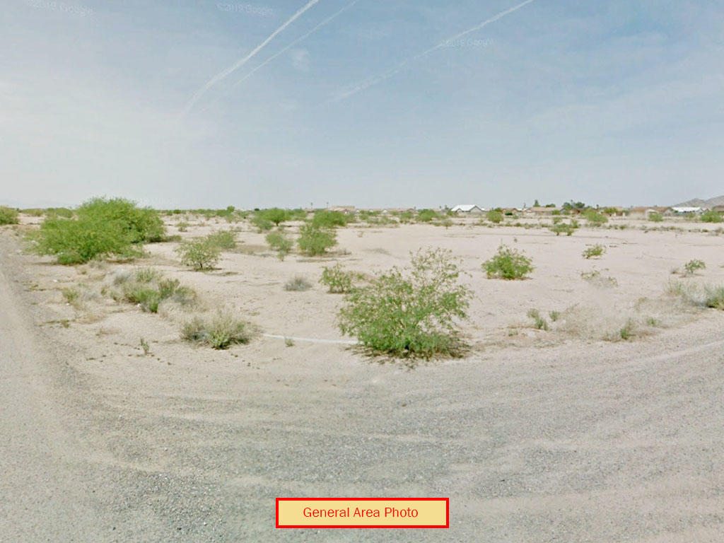 Rapidly Developing Area Flat Lot Located in Arizona City - Image 3
