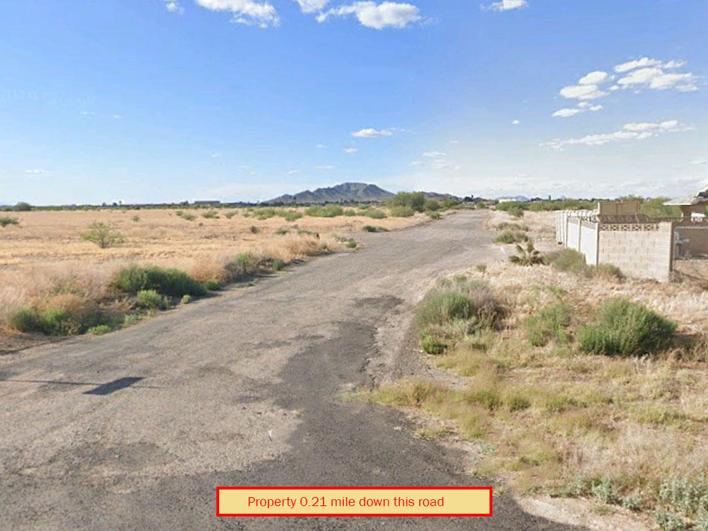 Rapidly Developing Area Flat Lot Located in Arizona City - Image 4