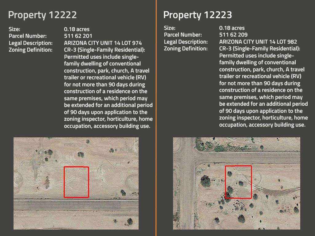 Beginner Pack of Seven Arizona Invesment Lot - Image 4