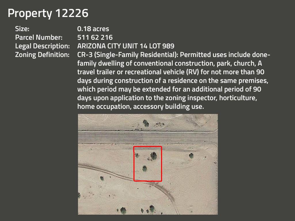 Beginner Pack of Seven Arizona Invesment Lot - Image 6