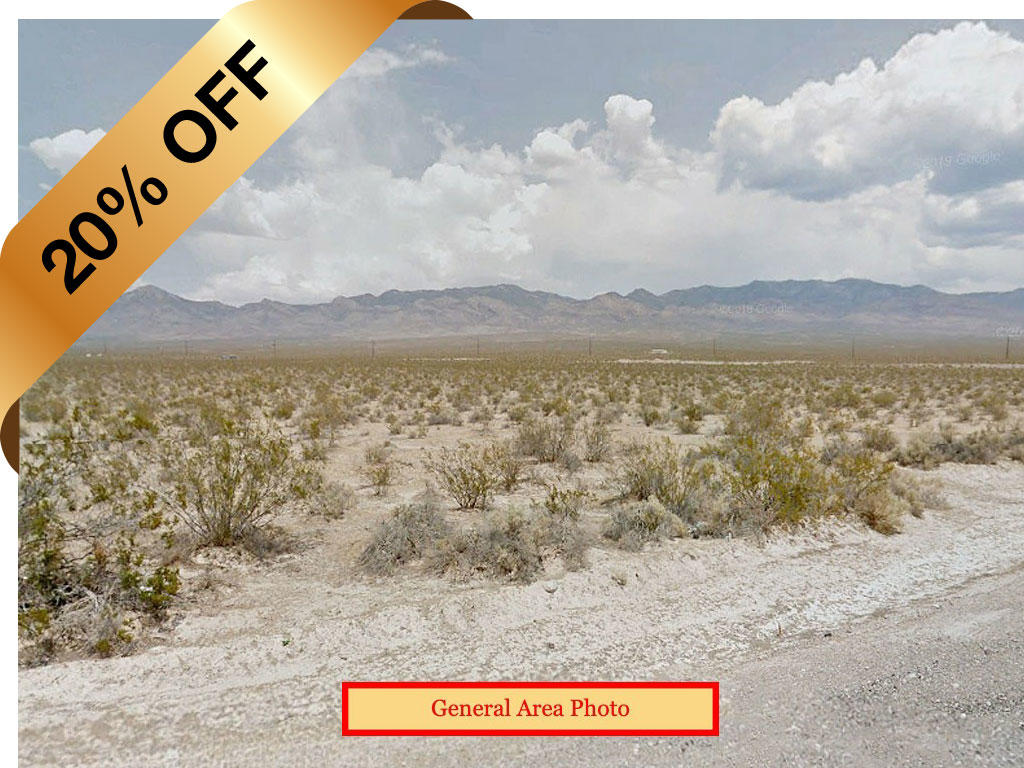 Perfect Homesite In Pahrump - Image 0