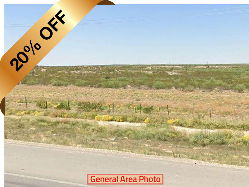 20 Acres in Reeves County Texas - Image 0