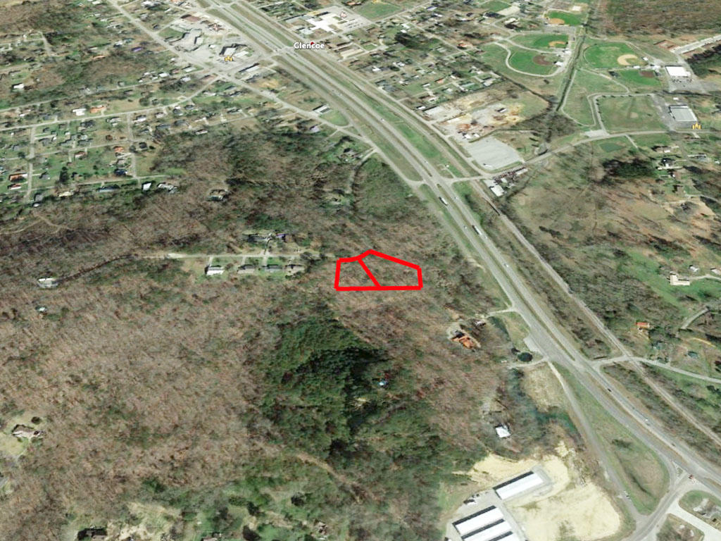 Acreage Close to Main Highway in North East Alabama - Image 2