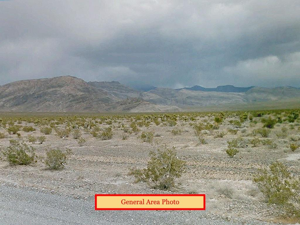 Escape to this Lot in Quiet Neighborhood North of Pahrump - Image 0