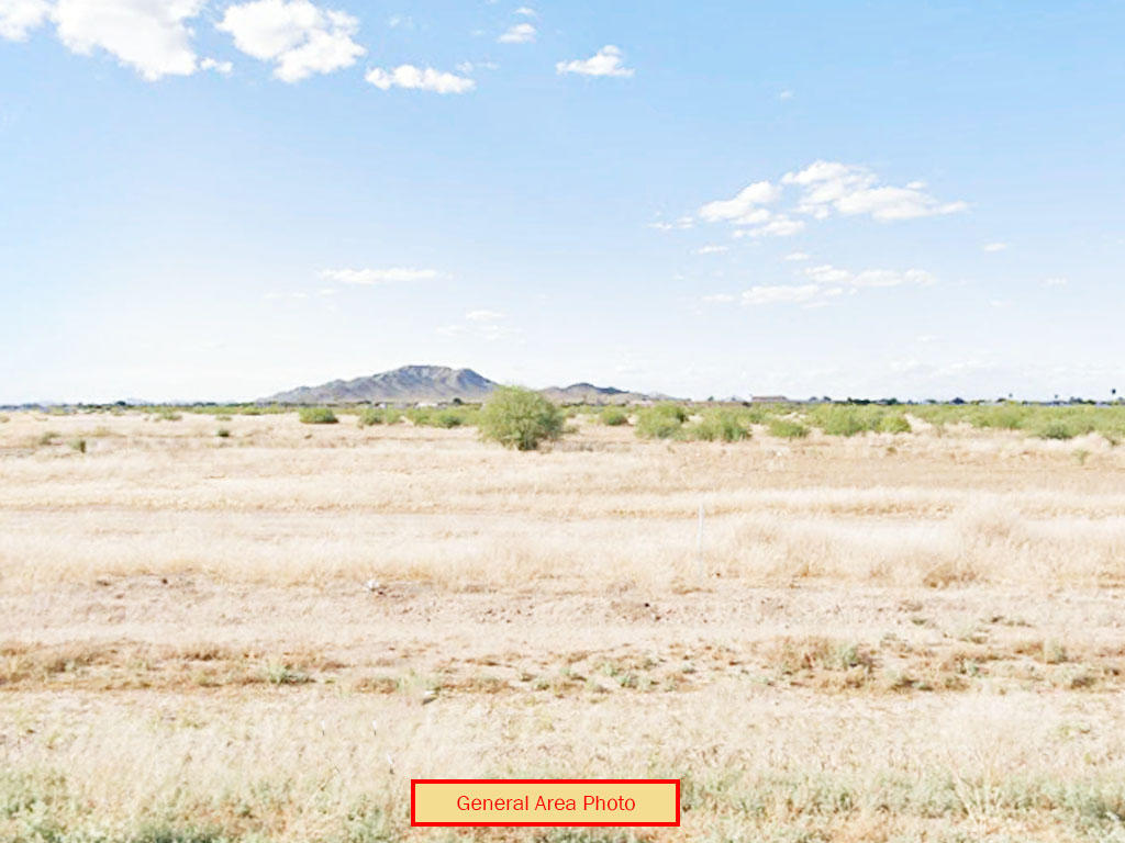 Beautiful Arizona City Lot in Rapidly Developing Area - Image 0