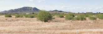 Beautiful Arizona City Lot in Rapidly Developing Area