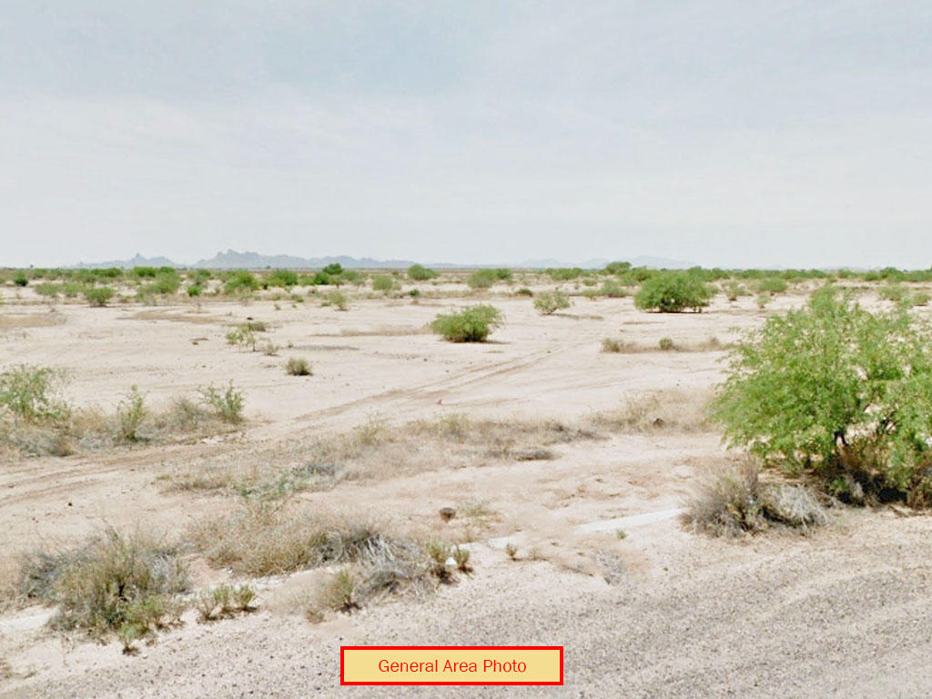 Rapidly Developing Area Flat Lot Located in Arizona City - Image 0