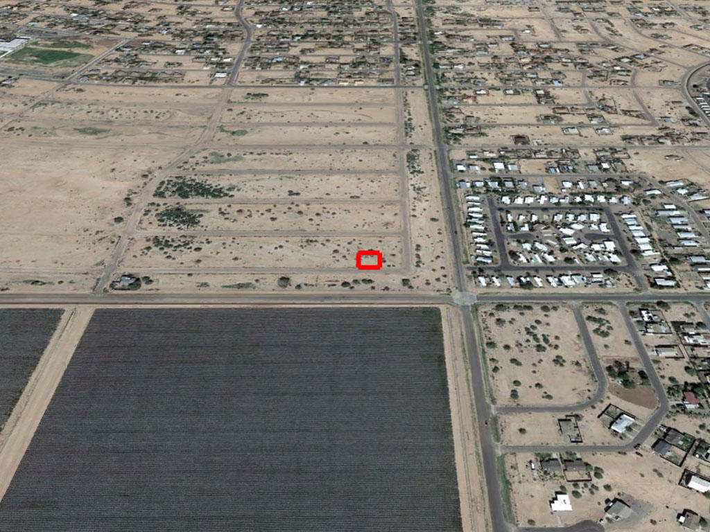 Usable Land in Friendly Arizona Town - Image 2