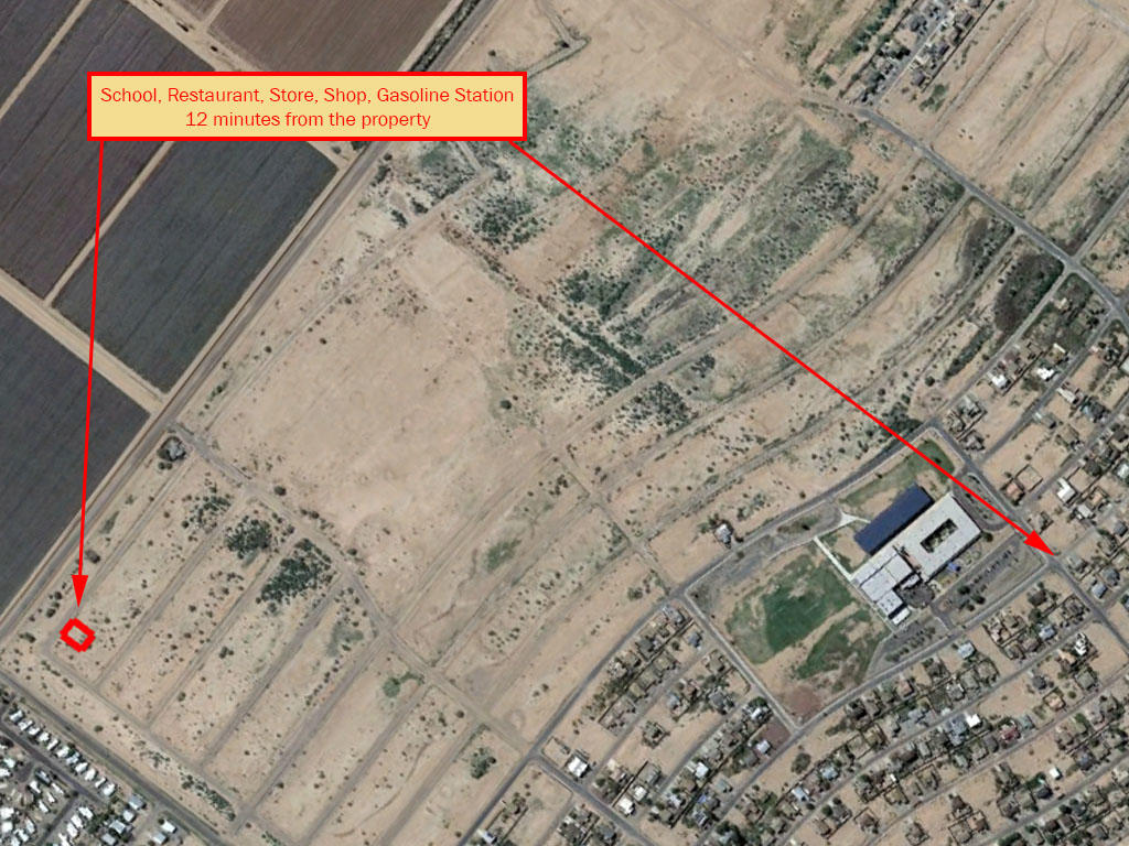Usable Land in Friendly Arizona Town - Image 5