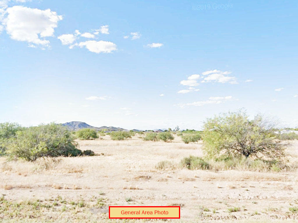 Usable Land in Friendly Arizona Town - Image 0