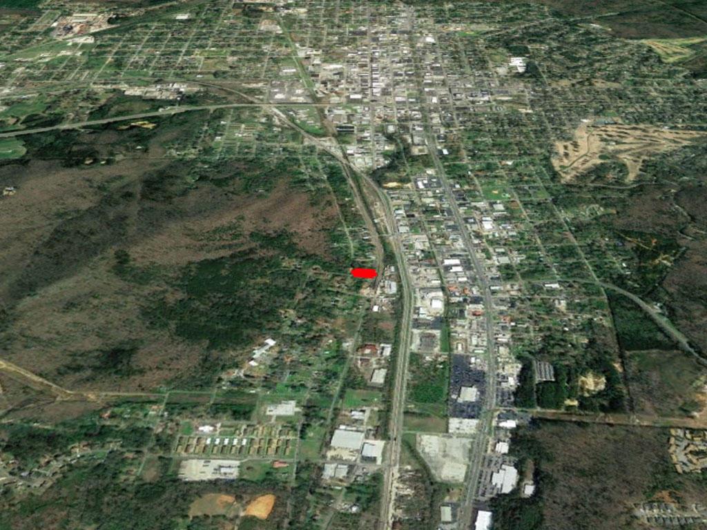 Sweet Home Alabama Lot Over A Half Acre - Image 2
