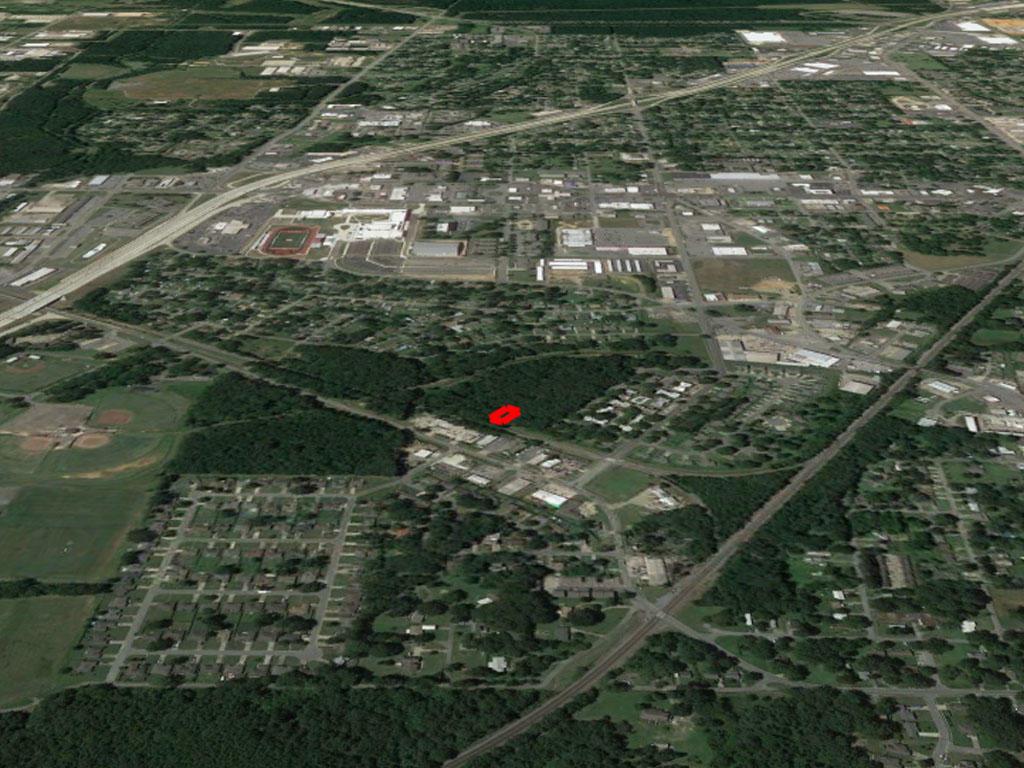 Undeveloped Raw Property in Abundant Arkansas Wilderness - Image 2