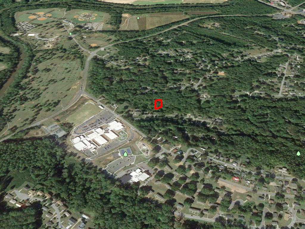 Over a Quarter Acre of North Carolina Property on Outskirts of Town - Image 2